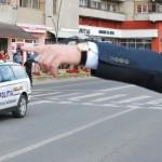 Doi suspecți de furt reținuți și amenzi în valoare de 16.000 de lei aplicate șoferilor în urma acțiunii desfașurată ieri de polițiștii din Alba Iulia