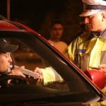 Șofer cu o alcoolemie de 0,89 mg/l depistat în trafic de polițiști, pe Bulevardul Ferdinand I din Alba Iulia