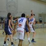 CSU Alba Iulia a câştigat dramatic cu CSBT Alexandria, scor: 63-62