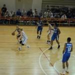 În runda a 12-a a Ligii naționale de baschet feminin: Nova Vita Tg. Mureş – CSU Alba Iulia 61-83