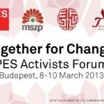 O delegație a PSD Alba va participa, în perioada 8-10 Martie, la PES Activists Forum care va avea loc la Budapesta