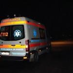 Azi-noapte o femeie a fost acroșată de un autoturism, la Partoș