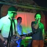 Trupa Antract a oferit albaiulienilor un show de zile mari la Goldies Pub