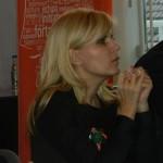 Elena Udrea și-a prezentat astăzi moțiunea la Alba Iulia