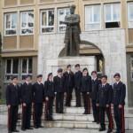 "12 elevi vor reprezenta Colegiul Militar Liceal ""Mihai Viteazul"" la olimpiadele naţionale"