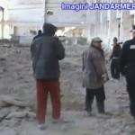 Jandarmii au surprins ieri 19 persoane care furau fier vechi din incinta fostei fabrici de produse refractare din Alba Iulia