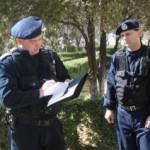 Jandarmii au amendat și interzis pe stadion doi suporteri din Alba Iulia pentru consum de alcool