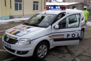 masina-politie-suspect-furt-albaiulia