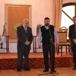 Personalitați culturale din județul Alba au fost sărbătorite aseară în cadru festiv