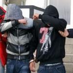 Doi suspecţi de furt au fost prinşi în flagrant de către poliţiştii din Alba Iulia