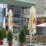 Consiliul Local a decis ca terasele sezoniere din Alba Iulia sa fie deschise pana la ora 24 însă fără muzică și fără fotbal la televizor
