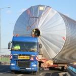 CNADNR: Un transport agabaritic va traversa județul Alba în zilele următoare