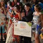 Paradă de modă eco la Alba Mall în cadrul concursului E COoL