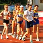 Medalie de bronz la Balcaniadă pentru atleta albaiuliană Mihaela Acatrinei