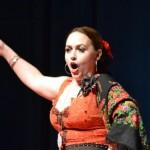 "Soprana Catarina Coresi Lal a entuziasmat publicul albaiulian cu interpretarea sa din opera ""Carmen"""