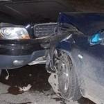Coliziune între două autovehicule la Ighiu