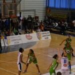 CSU Alba Iulia s-a calificat în semifinale Ligii Naționale la baschet feminin