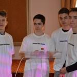 """Finala concursul istoric """"Alba Iulia, Cealaltă Capitală"""" a fost câștigată de către echipa Colegiului Tehnic """"Apulum"""""""