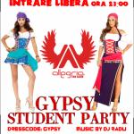 """Gypsy Student Party"", mâine în Club Allegria din Alba Iulia"