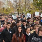 CPECA Alba a hotărât să amâne marșul împotriva consumului de droguri din cauza vremii nefavorabile