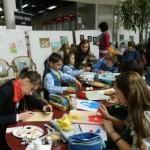 Expoziţie-concurs de ouă încondeiate şi picturi de icoane, la Alba Mall