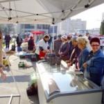 Începând de vineri se redeschide Piața Volantă din Alba Iulia