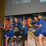 La Campionatele Europene de Powerlifting 2013, categoria juniori participă și trei sportivi albaiulieni