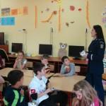 """La Şcoala Gimnazială """"Avram Iancu"""" din Alba Iulia, elevii vor fi informați despre prevenirea dispariţiilor de copii"""