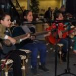 Cei mai talentaţi elevi ai Palatului Copiilor din Alba Iulia au susținut în această seară un spectacol artistic la Alba Mall