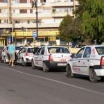 Ieri noapte la Alba Iulia un taximetrist a fost agresat de către un client
