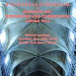 Mâine va debuta la Alba Iulia cea de-a cincea ediție a Simpozionului European de Artă Religioasă, Restaurare și Conservare