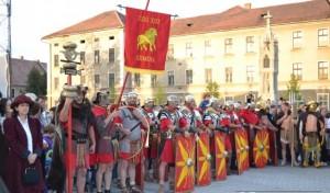 Garda-Romana-Zilele-Orasului-Alba-Iulia