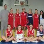 LPS Alba Iulia s-a calificat după două victorii consecutive în semifinalele fazei finale a ONSS la baschet feminin