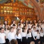"""Corul de copii """"Theotokos"""" va pleca în Finlanda pentru a susține patru concerte de colinde"""