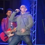 Concert excepțional oferit aseară de trupa Taxi în Piaţa Cetăţii din Alba Iulia