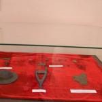 Artefacte care au aparținut Legiunii a XIII-a Gemina expuse la Muzeul Naţional al Unirii din Alba Iulia