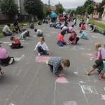 """Copiii instituționalizați la Aşezământul Social """"Sfântul Vasile cel Mare"""" din Alba Iulia au avut parte de multe surprize de ziula lor"""
