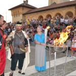 """150 de daci şi romani vor lua parte la prima ediţie a """"Festivalului Roman Apulum"""" de la Alba Iulia"""