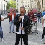 Holograf va concerta vineri în Piaţa Cetăţii din Alba Iulia