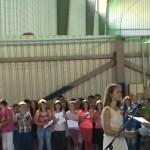 """Festivitate de premiere la sfârşit de an şcolar la Colegiul Tehnic """"Alexandru Domşa"""" din Alba Iulia"""