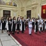"""Corul de copii """"Theotokos"""" din Alba Iulia va concerta în Franţa"""