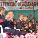 Ieri a fost ultima seară a Festivalului Muzicii de Fanfară de la Alba Iulia