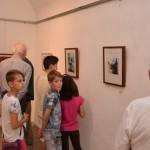 """Artişti din 22 de ţări și-au expus lucrările la Muzeul Unirii din Alba Iulia în cadrul expoziției """"Îmbătrânirea activă"""""""