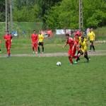 Echipa Performanţa Alba Iulia a fost eliminată din Cupa României de către Sănătatea Cluj, scor 2-3 (1-0)