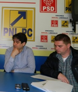 """Consilierii locali ai PNL au prezentat într-o conferință de presă lista cu cheltuielile pentru artiști și servicii la """"Zilele Municipiului"""" Alba Iulia"""
