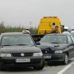 Accident de circulație cu 3 răniți în această dimineață pe șoseaua de centură a municipiului Alba Iulia