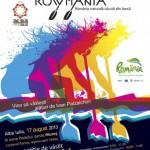 Sâmbătă vei putea vâsli pe Mureș, alături de Ivan Patzaichin în cadrul campaniei Descoperă Rowmania