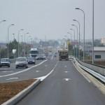 A fost inaugurat oficial tronsonul de drum de la intrarea în Alba Iulia dinspre Cluj
