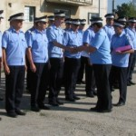 92 de jandarmi din Alba au fost avansați astăzi în grad
