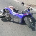 Bărbat de 44 de ani din Alba Iulia cercetat penal după ce a condus beat un moped și a provocat un accident de circulație la Ciugud